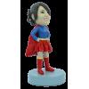 Figurine personnalisée en super-girl