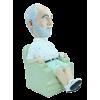 Figurine personnalisée avec sofa