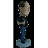 Figurine personnalisée avec un verre dans la main