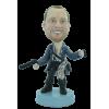 Figurine personnalisée pirate des caraïbes