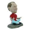 Figurine personnalisée Yoga