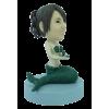 Figurine personnalisée sirène