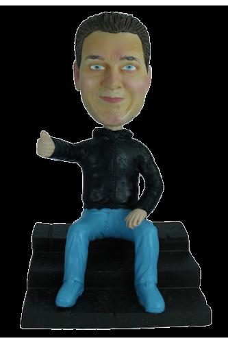 Figurine personnalisée en Squateur