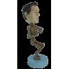 Figurine personnalisée Squelette