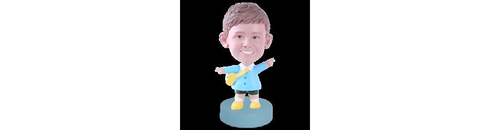Figura personalizada de niño