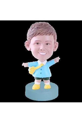 Kids custom bobblehead