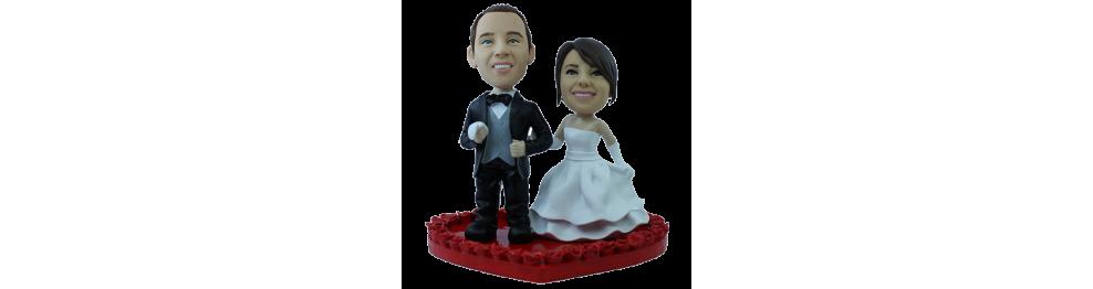 Figurines personnalisées de mariage
