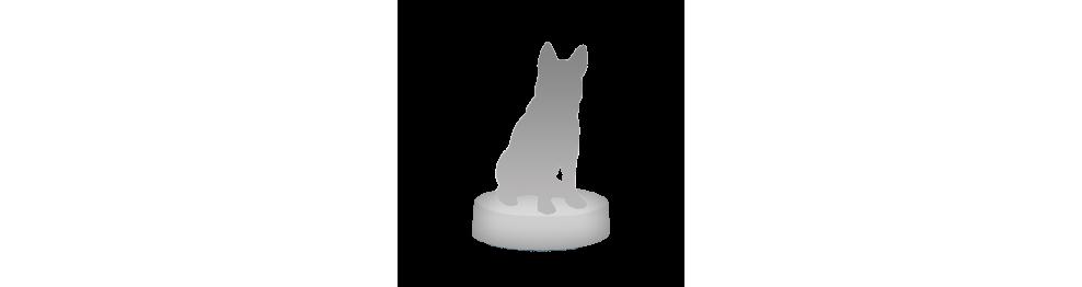 Figurine personnalisée animaux