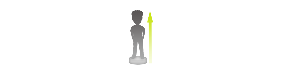 Figurine Riesin