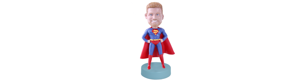 Figurines personnalisées Super-héros