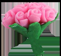 Aggiungere un mazzo di fiori
